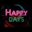 Happy Days - (themetune) - Tuesday Wednesday happy days