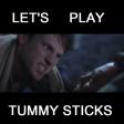 Wedding Crashers (2005) - Todd - Let's play tummy sticks!