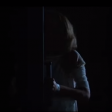 Halloween II (1981) - Laurie - HELP (banging on door)_03
