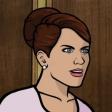 Archer - Cheryl - YOU'RE NOT MY SUPERVISOR!