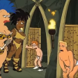 Futurama S03E05 - Zapp / Fry / Kif - (panting)