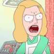 Rick and Morty S01E01 - Beth - Hey Tom we know when we're losing him ...BEEPS!_018