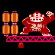 Donkey Kong (1981) - Kong Dropped