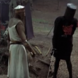 Monty Python and the Holy Grail (1975) - King Arthur - Now stand aside worthy adversary
