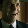 The Matrix Revolutions (2003) - Agent Smith - (laugh)