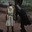 Monty Python and the Holy Grail (1975) - Black Knight - Have at you!(2)