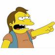 The Simpsons - Nelson - Ha Ha