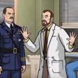 Archer S03E12 - Krieger - SMOKE BOMB!