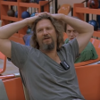 The Big Lebowski (1998) - The Dude - Yeah. Well. Y'know. That's just like your opinion, man