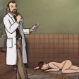 Archer S03E05 - Krieger - Clinical trial 13 update ... mind-shredding hallucinations