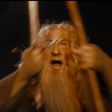 Fellowship of the Ring (2001) - Gandalf - You shall not pass