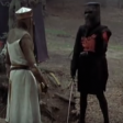 Monty Python and the Holy Grail (1975) - King Arthur - A scratch- Your arm's off!!