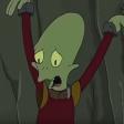 Futurama S03E05 - Kif - (whimper)