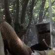 Monty Python and the Holy Grail (1975) - Black Knight - Come here!