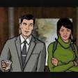 Archer - Lana. Lana. LANAAAAAA. ...#dangerzone