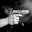 (sfx) Gunshot
