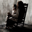 The Conjuring (2013) - Annabelle awakens - (sfx)(creepy)
