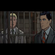Archer S08E03 - Pam - Aw. I wouldn't shit you. You're my favourite turd!