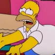 The Simpsons S22E14 - Homer - I'm a rageaholic (moans)(weeps)