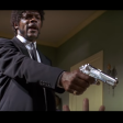 Pulp Fiction (1994) - Jules - Say WHAT again, I dare you, I double dare you ...