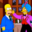 The Simpsons S13E05 - Mesmerino - When I snap my fingers, you will transform into...