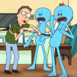 Rick and Morty S01E05 - Jerry - YOU Try to relax!