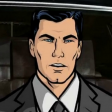 Archer S01E02 - Archer - Big picture i wouldn't say i'm a happy person