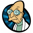 Futurama - Farnsworth - Good news everyone