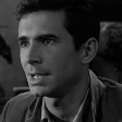 Psycho (1960) - Norman Bates - We all go a little mad sometimes...