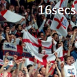 Three Lions / It's coming home - England fans @Euro 96 - 16secs