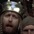 Monty Python and the Holy Grail (1975) - King Arthur - You have proved ... join me-