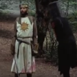 Monty Python and the Holy Grail (1975) - Black Knight - The Black Knight ... triumphs