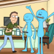 Rick and Morty S01E05 - MeeSeeks - Just try to relax!