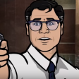 Archer S01E02 - Cyril - Take that forces of evil!!