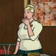 Archer S01E02 - Pam - Holy shitsnacks
