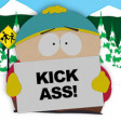 South Park - Cartman - Kick Ass!