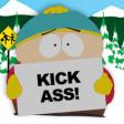 South Park - Cartman - Kick Ass!