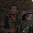Predator (1987) - Dutch - She's your baggage. You fall behind and you're on your own