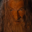 Fellowship of the Ring (2001) - Gandalf - I am the servant of the Secret Fire...