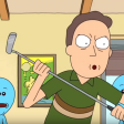Rick and Morty S01E05 - Jerry - Have you EVER tried to relax! It is a PARADOX!