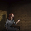 Archer S08E03 - Cheryl - no but...(gasp)...but then...(gasp)...HOW