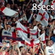 Three Lions / It's coming home - England fans @Euro 96 - 8secs
