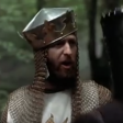 Monty Python and the Holy Grail (1975) - King Arther - You're a loony...