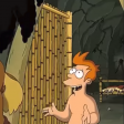 Futurama S03E05 - Fry - Can't we just cuddle- Nooooo