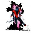 X-Men - Age of Apocalypse (2016) - Nightcrawler (sfx)(teleport)(bamf)