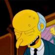 The Simpsons - Mr Burns (laugh)_03